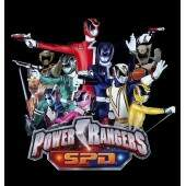 Power Rangers - SPD (Completo 06 DVDs)