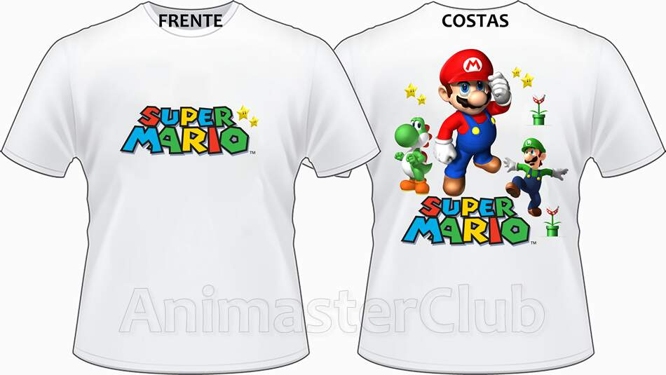 Super Mario World (Modelo 01)