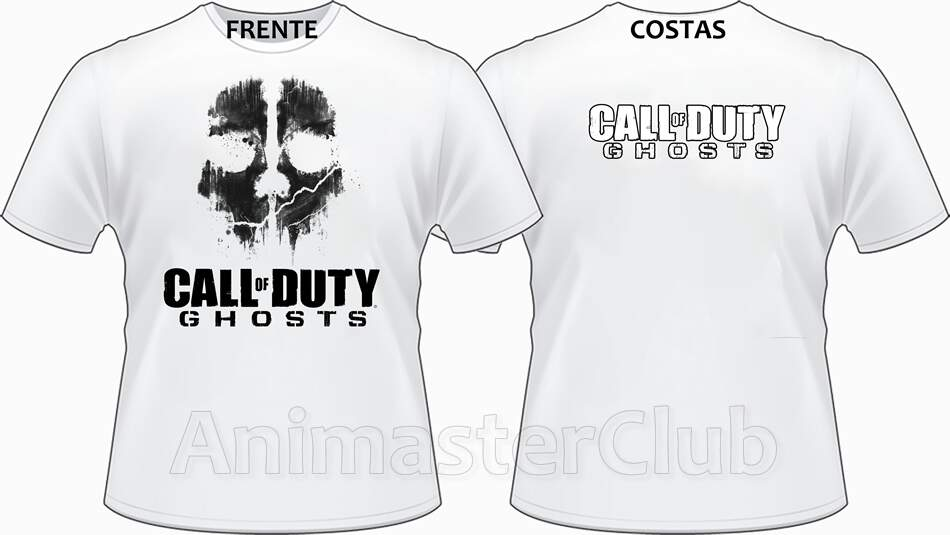 Call Of Duty Ghosts (Modelo 01)