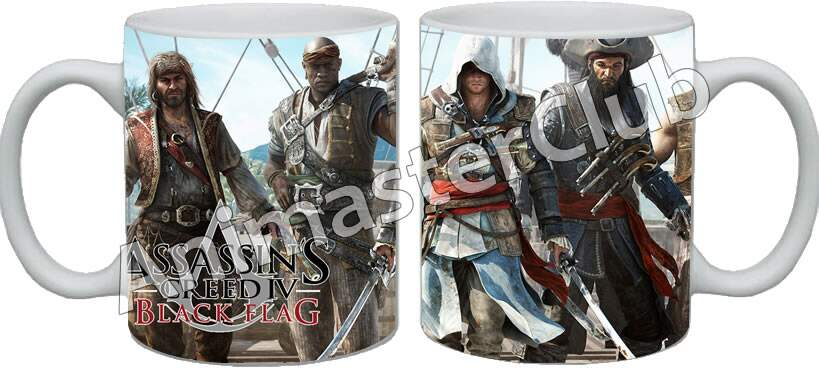 Caneca - Assassins Creed (05)