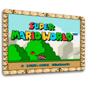 MousePad 08 - Super Mario