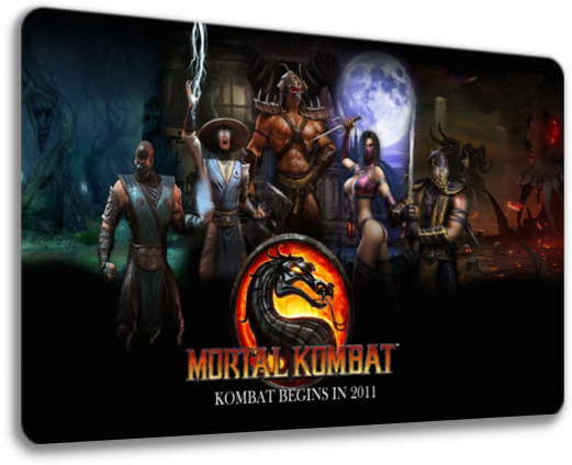 MousePad 12 - Mortal Kombat
