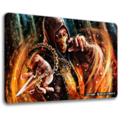 MousePad 13 - Mortal Kombat