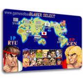 MousePad 21 - Street Fighter