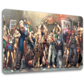 MousePad 22 - Street Fighter