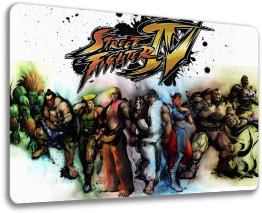 MousePad 23 - Street Fighter