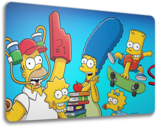 MousePad 71 - Simpsons