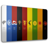 MousePad 72 - Game of Thrones