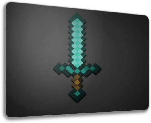 MousePad 82 - Minecraft