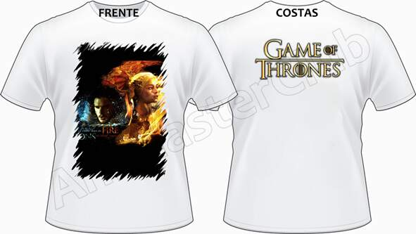 Game Of Thrones (Modelo 02)