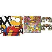 Skin Ps4 - Mod. 22 THE SIMPSONS