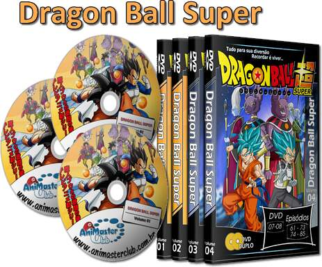 Dragon Ball Super (Completo 14 DVDs)