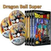 Dragon Ball Super (08 DVDs)