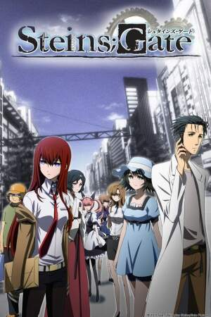 STEINS GATE (Completo 02 DVDs)