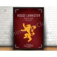 Quadro 31x46cm - Game Of Thrones