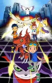 Digimon Tamers (Completo 05 DVD\\\'s)