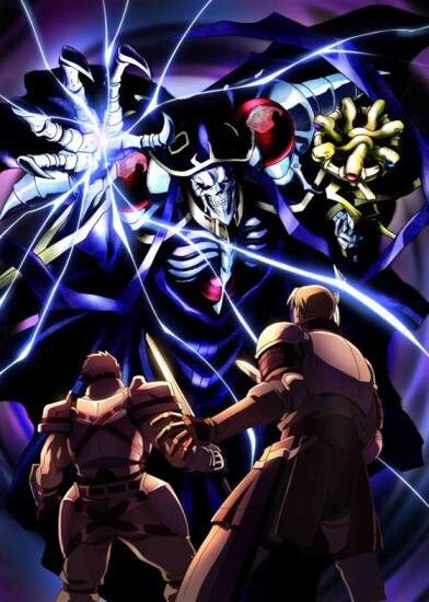 Overlord (Completo 01 DVD)