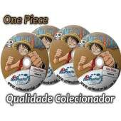 One Piece Até Episódio 782 + 12 Movies (67 DVDs)