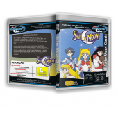 Sailor Moon Classic (Completo 08 DVDs)