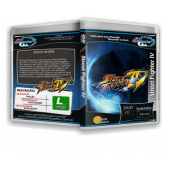 Street Fighter IV (Completo 01 DVD)