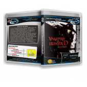 Vampire Hunter D Bloodlust (Completo 01 DVD)