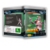 Jaspion (Completo 12 DVDs)
