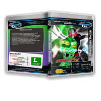 Kamen Rider Double (Completo 12 DVDs)