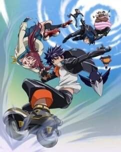Air Gear (Completo 02 DVD\\\'s)