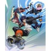 Air Gear (Completo 02 DVD\'s)