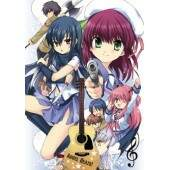 Angel Beats! (Completo 01 DVD)