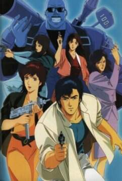City Hunter (Completo 04 DVD\\\'s)
