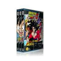 Dragon Ball GT (Completo 05 DVD\'s)