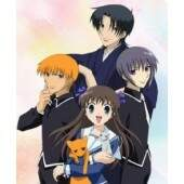 Fruits Basket (Completo 02 DVD\'s)