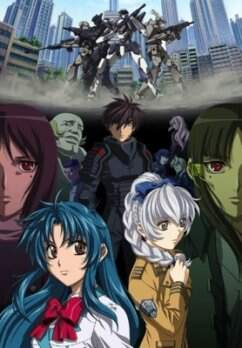 Full Metal Panic! The Second Raid (Completo 01 DVD)