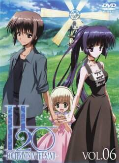 H2O: Footprints in the Sand (Completo 01 DVD)