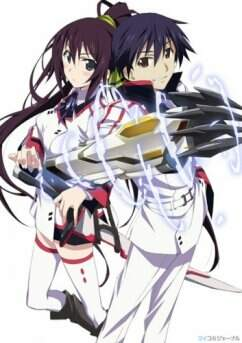 Infinite Stratos (Completo 01 DVD)