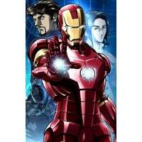 Iron Man (Completo 01 DVD)