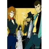 Lupin III (Completo 02 DVD\'s)