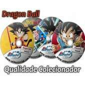 Dragon Ball Goku Pequeno + Dragon Ball Z + Dragon Ball GT + Dragon Ball Kai + Dragon Ball Super (Completo 59 DVDs)