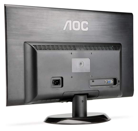 Monitor 19,5 AOC LED e2050Swn Widescreen
