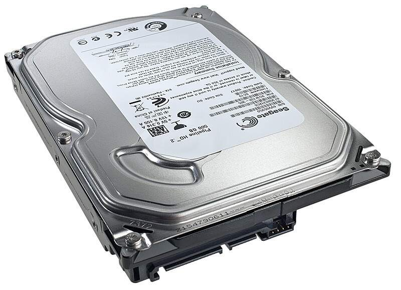 HD 500GB Sata II Seagate Pipeline ST3500312CS