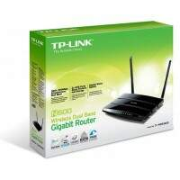 Roteador Wireless TP-Link TL-WDR3600 600Mbps Dual Band Giga