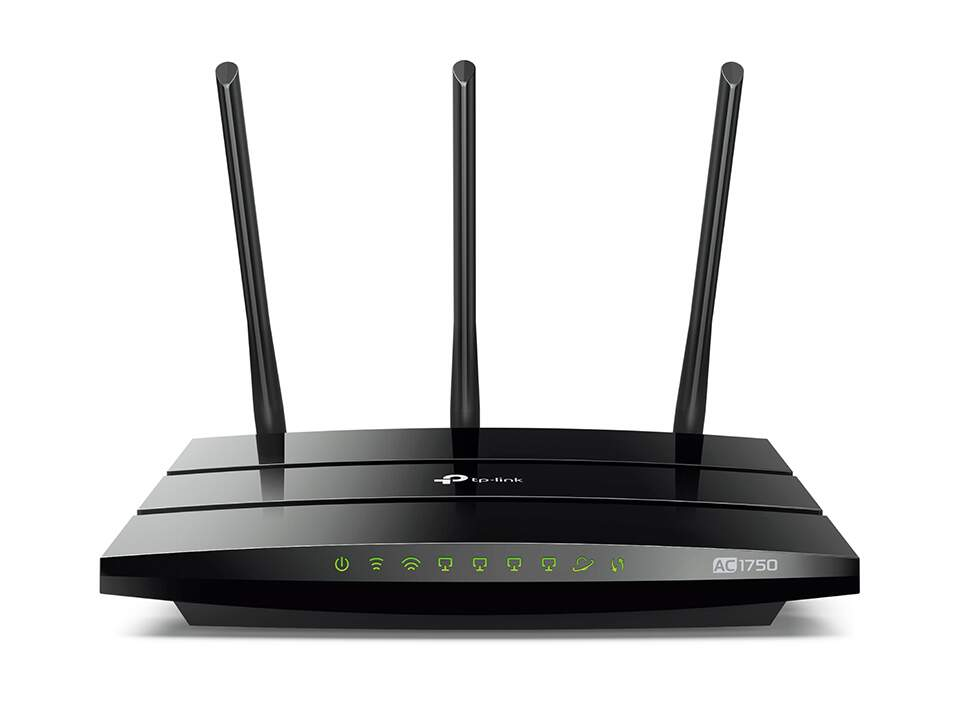 Roteador Wireless TP-Link Archer C7 AC1750 Dual Band