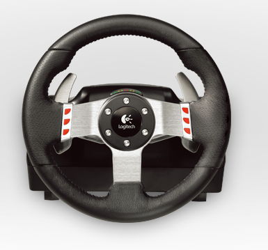 Volante Logitech G27 Racing Wheel (PC / Paystation 2 e 3)