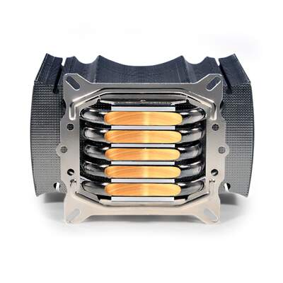 Cooler p/ CPU Spire Thermax Eclipse II