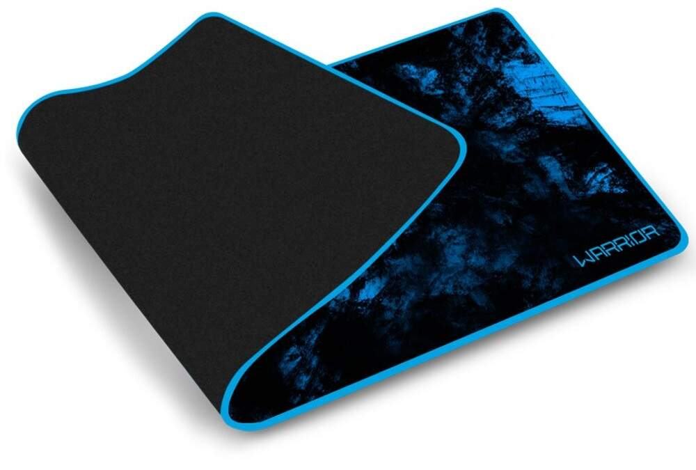 Mouse Pad Multilaser Warrior AC303 Azul 70x30cm