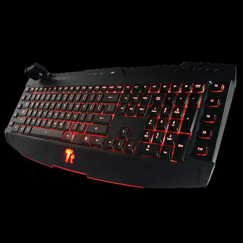 Teclado Thermaltake Challenger Pro Gaming Keyboard