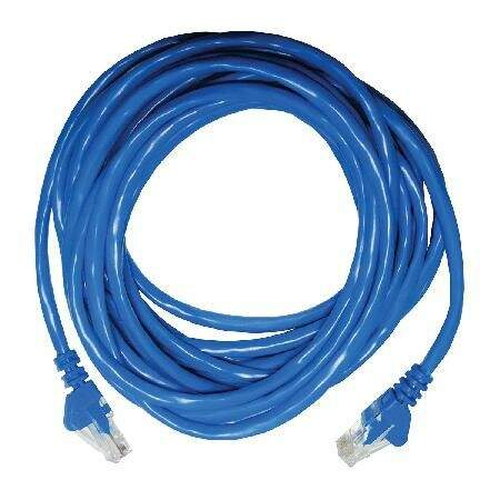 Patch Cord Cat.5e 26AWG Seccon 5mts - Azul