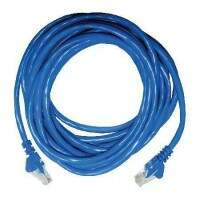 Patch Cord Cat.5e 26AWG Seccon 10mts - Azul