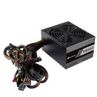 Fonte ATX 550W Corsair VS550 80 Plus CP-9020171-WW